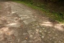 Droga Aleksandra pod Borem, Polsko