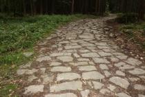 Stará cesta nad Machovem