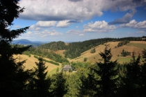 Góry Suche - Andrzejówka z Waligóry