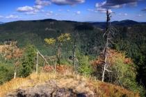Góry Suche - Kostrzyna