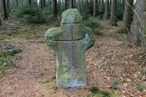 Rájec - smírčí kříž