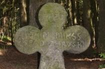 Třebihošť - smírčí kříž