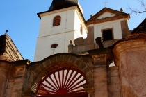 Martínkovice - Kostel svatého Jiří a svatého Martina