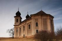 Šonov - kostel svaté Markéty