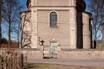 Otovice - kostel svaté Barbory