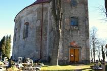 Vernéřovice - Kostel sv. Michaela Archanděla