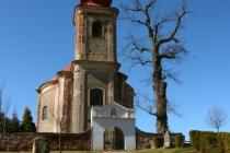 Vižňov - kostel svaté Anny