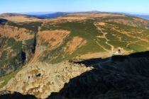 Krkokonoše, Studniční hora a Úpská jáma