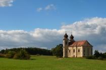 Šonov, kostel svaté Markéty