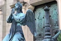 Anděl z Kladských Oldřichovic
