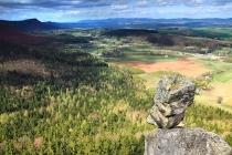 Góry Stolowe - Hlava krále
