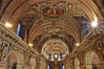 V Broumovském klášteře