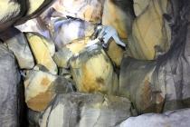 V Teplické jeskyni