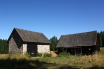 Batorowek - stodola
