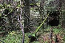Pastierka - ruiny zaniklého statku