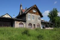 Radkow - bývalé nádraží