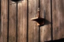 Vambeřice - detail poustevny
