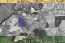 Zlíčský rybník mapy