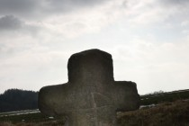 Brzice - smírčí kříž, 2.3.2012  IMG_5093