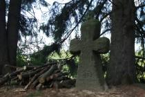Na čihadle u Javornice - smírčí kříž, 23.6.2012 IMG_9876
