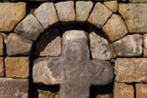 Pěkov - smírčí kříž, 3.3.2012  IMG_5247