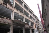 Areál Tepny určený k demolici, stav r. 2010