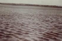 Labská záplava za Smiřicemi 6.5.1905,  foto - www.smirice.eu