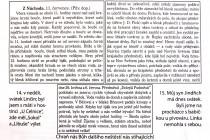 Popis povodně v Náchodě, 10.6.1872, deník J.K.Hraše