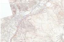Povodňový plán města Náchod - mapa záplavového území