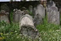 Židovský hřbitov Velká Bukovina