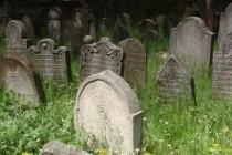Židovský hřbitov ve Velké Bukovině