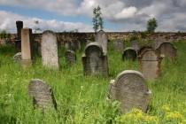 Genius loci židovského hřbitova ve Velké Bukovině