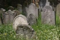 Protože zde nejsou žádné náhrobky z 20. století, působí celý areál velmi starobylým dojmem ...