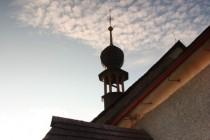 Kostel svatého Václava na Dobeníně