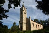 Hlavním nábožensko-kulturním centrem kladských Čechů se stal v druhé polovině 19. století evangelický kostel ve Stroužném.