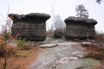 Některé z nich patří symbolům Broumovských stěn