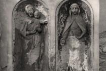Na Homoli - sochařská výzdoba