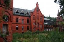 Před sto lety to byly největší a nejznámější evropské lázně pro léčbu plicní tuberkulózy