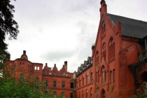 Zašlá sláva polských Sudet - sanatorium Grunwald v Sokolowsku