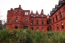 V dobách největší prosperity se v sanatoriu Grundwald léčilo přes 700 pacientů