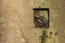 Detail Madony z Mariánské jeskyně