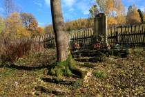 Německé horaly připomíná jen obnovený pomník padlým v 1. sv. válce