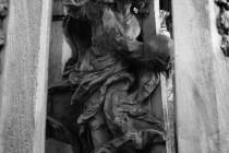 A o něco starší (1720) Kaple Nejsvětější trojice v blízkých Stanovicích. Špork s Braunem výtězí...
