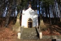 Kaple Marie Lurdské v Suchém dole