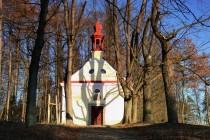 Kaplička u Zlíče - takový malý zapomenutý kousek baroka