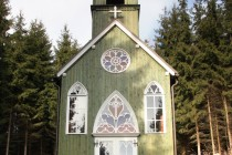 Ticháčkova kaple v Suchém dole