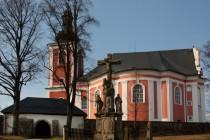 Kde je krásný barokní kostel