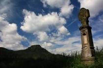 Zapomenutá poutní cesta do Vambeřic - boží muka pod Božanovskou korunou