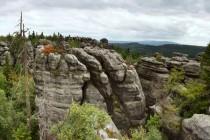 Dokonalá divočina - západní vrchol je nepřístupný bez turistů