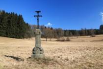 Kříže jsou krásně zakomponovány do krajiny. Sochy Ukřižovaného se bohužel většinou nezachovaly
